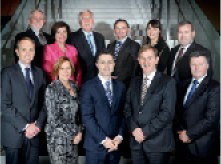Photograph of members of the Standing Council on Police and Emergency Management