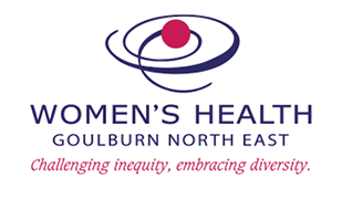 Women's Health Goulburn North East. Challenging inequity, embracing diversity.