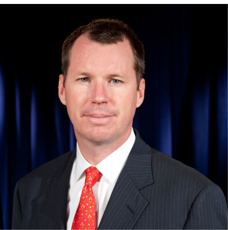A photo of the United States Federal Emergency Management Agency's Deputy Administrator for Protection and National Preparedness, Timothy Manning.