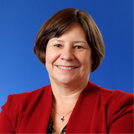 A photo of Megan Mitchell, Children's Commissioner