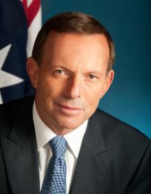 A photo of the Hon Tony Abbott, MP