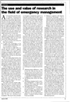 Thumbnail of Editorial: The use and value of research in the...