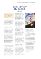 Thumbnail of BOOK REVIEW: The Big Shift