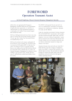 Thumbnail of FOREWORD: Operation Tsunami...
