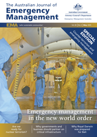 Thumbnail of Australian Journal of Emergency Management