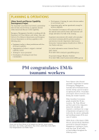 Thumbnail of PM congratulates EMA's tsun...
