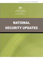 Thumbnail of NATIONAL SECURITY UPDATES: National Security Ca...