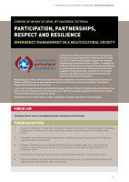 Thumbnail of Participation, Partnerships, Respect and Resili...