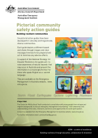 Thumbnail of Pictorial community safety action guides