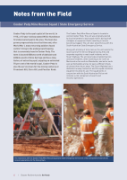 Thumbnail of Notes from the field: Coober Pedy Mine Rescue S...
