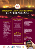 Thumbnail of Emergency Media & Public Affairs Conference 2016