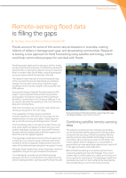Thumbnail of Remote-sensing flood data is filling the gaps