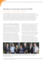 Thumbnail of Resilient Australia Awards ...