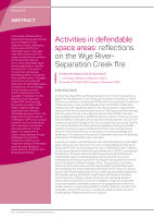 Thumbnail of Activities in defendable sp...