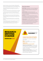 Thumbnail of Research Driving Change Showcase 2017